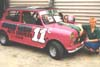 Mini 2 - race car #7